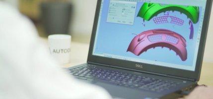 Сферы применения продукта Autodesk PowerInspect