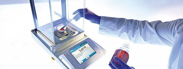 весы лабораторные аналитические