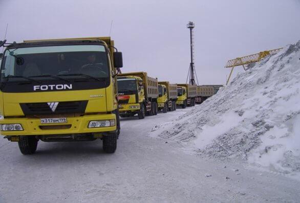 Перевалка грузов в Новом Уренгое от Севертранснеруд
