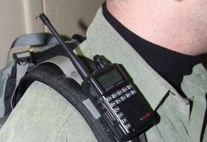 портативная радиостанция