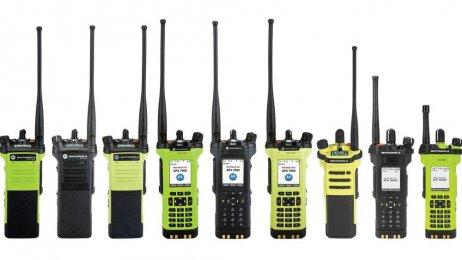 Правила выбора портативной радиостанции фирмы «Моторола»